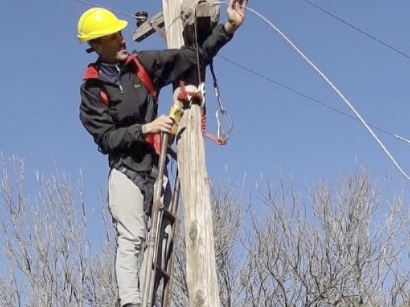 Montador electricista domiciliario